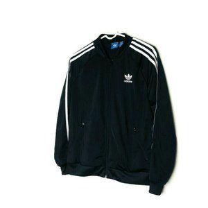 Adidas Womens Black Track Jacket